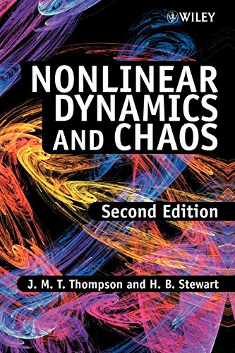 9780471876847: Nonlinear Dynamics & Chaos 2e: Geometrical Methods for Engineers and Scientists