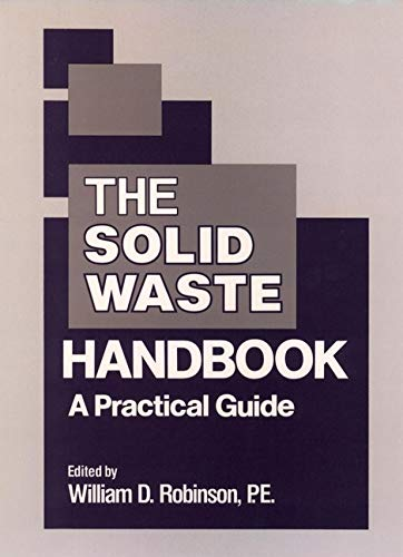 9780471877110: The Solid Waste Handbook: A Practical Guide