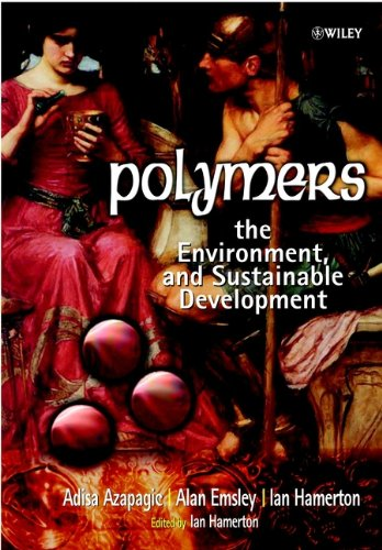 9780471877400: Polymers: The Environment and Sustainable Development