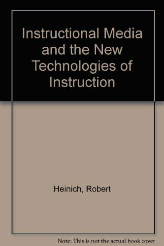 9780471878353: Instructional Media and the New Technologies of Instruction