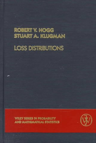 9780471879299: Loss Distributions (Wiley Series in Probability and Statistics)