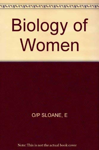 9780471879398: Biology of Women (A Wiley medical publication)