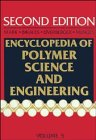 Encyclopedia of Polymer Science and Engineering: Volume 5, Dielectric Heating to Embedding