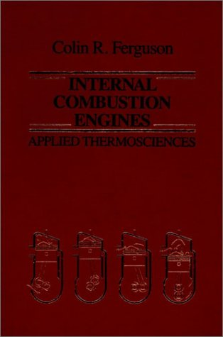 9780471881292: Internal Combustion Engines: Applied Thermosciences