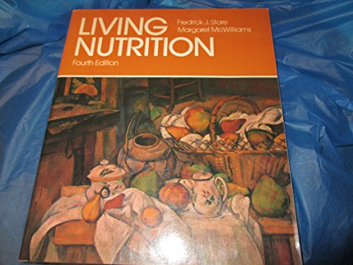 9780471882534: Living Nutrition