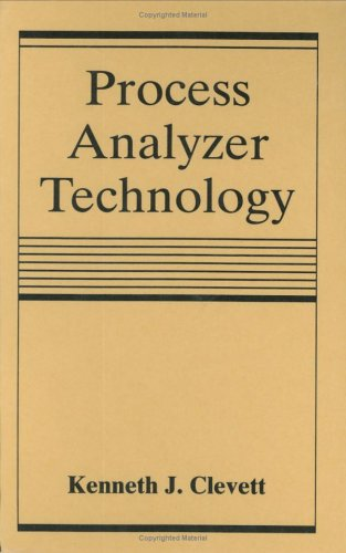 Process Analyzer Technology: Clevett, Kenneth J.