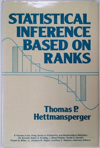 9780471884743: Statistical Inference Based on Ranks (Wiley Series in Probability and Statistics)