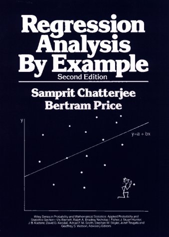 9780471884798: Regression Analysis by Example, 2nd Edition