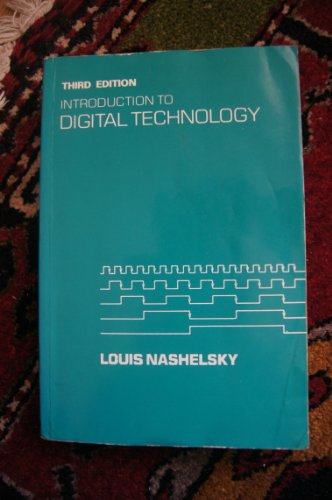 9780471886075: Introduction to Digital Computer Technology