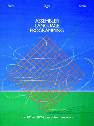 9780471886570: Assembler Language Programming for IBM and IBM Compatible Computers [Formerly 370/360 Assembler Language Programming]