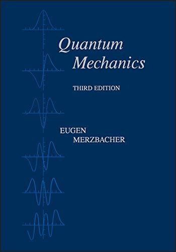 9780471887027: Quantum Mechanics