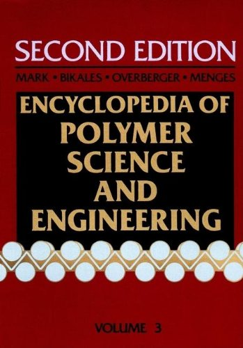 9780471887898: Encyclopaedia of Polymer Science and Engineering: Cellular Materials to Composites v.3: Cellular Materials to Composites Vol 3 (Encyclopedia of Polymer Science and Engineering 3rd Edition)