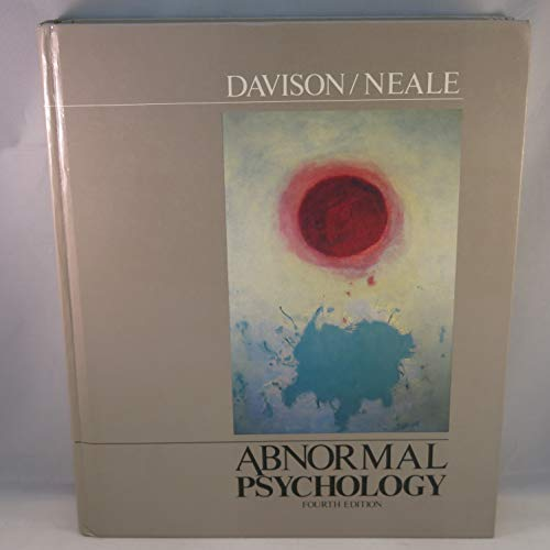 9780471888765: Abnormal Psychology