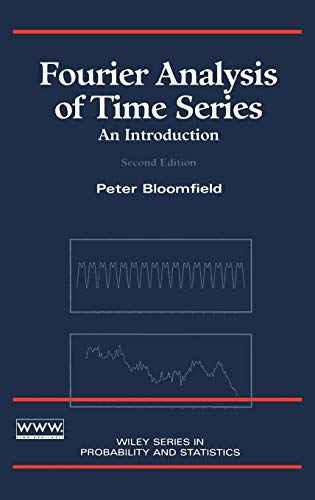 9780471889489: Fourier Analysis of Time Series: An Introduction (Wiley Series in Probability and Statistics)