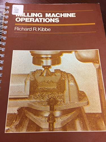 9780471890201: Milling Machine Operations
