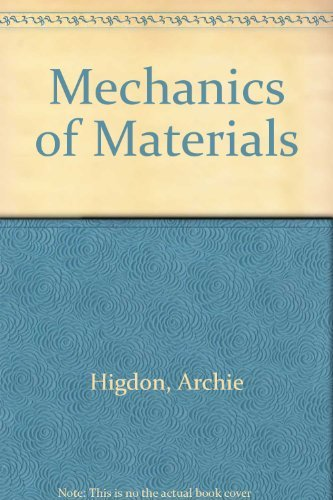 9780471890447: Mechanics of Materials