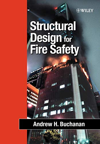 9780471890607: Structural Design for Fire Safety (Civil Engineering)