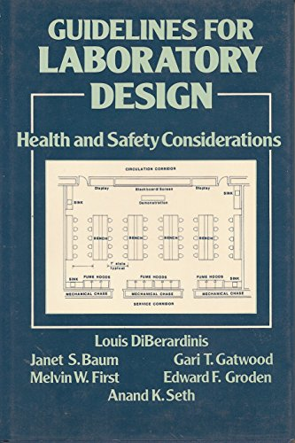 9780471891345: Guidelines for Laboratory Design: Health and Safety Considerations