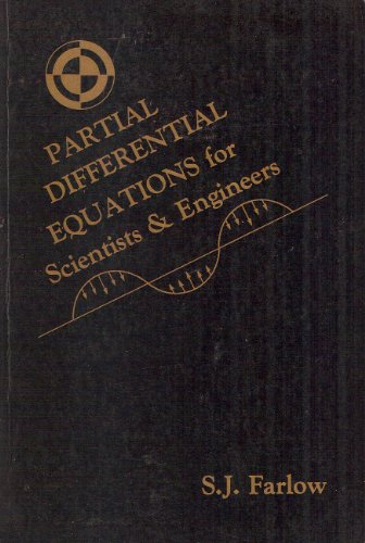 9780471891802: Partial Differential Equations for Scientists and Engineers