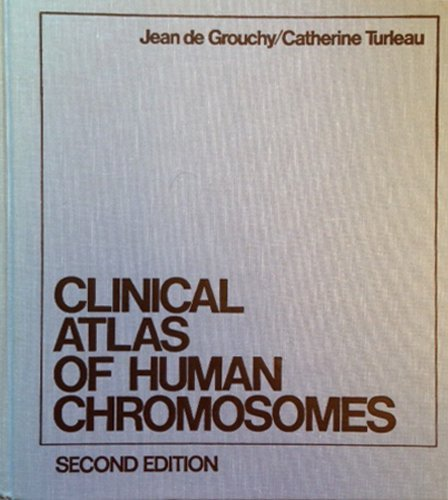 9780471892052: Clinical Atlas of Human Chromosomes (A Wiley medical publication)