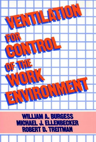 9780471892199: Ventilation for Control of the Work Environment