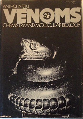9780471892298: Venoms: Chemistry and molecular biology