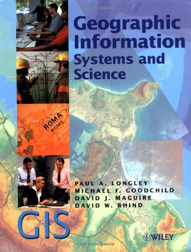 9780471892755: Geographic Information Systems and Science