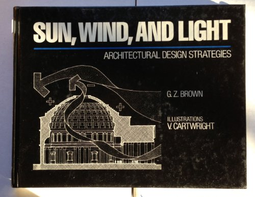 Architectural Design Wiley 9780470945780: sun, wind, and light: architectural design