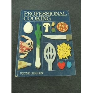9780471895213: Professional Cooking