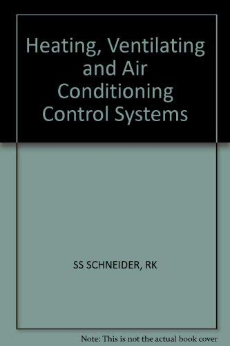 9780471896814: Heating, Ventilating and Air Conditioning Control Systems