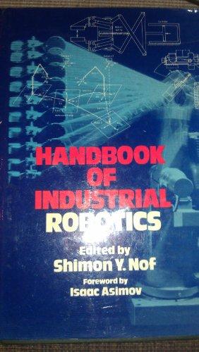 9780471896845: Handbook on Industrial Robotics