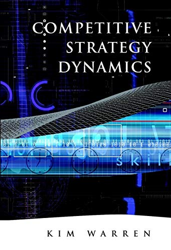 9780471899495: Competitive Strategy Dynamics