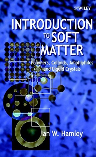 9780471899525: Introduction to Soft Matter: Polymers, Colloids, Amphiphiles and Liquid Crystals