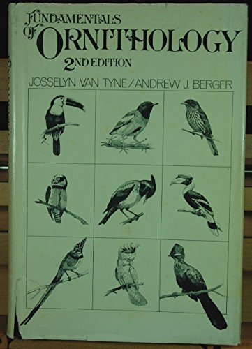 9780471899655: Fundamentals of Ornithology