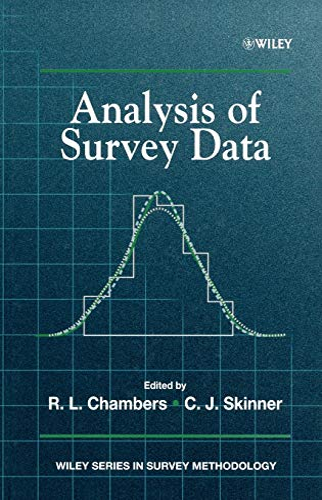 9780471899877: Analysis of Survey Data