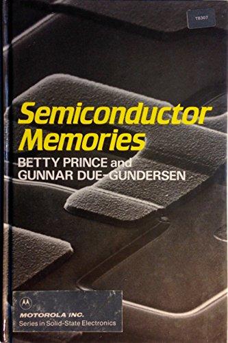 9780471901464: Semiconductor Memories