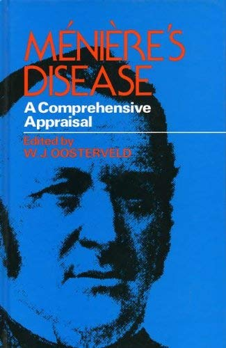 9780471901662: Meniere's Disease: A Comprehensive Appraisal (A Wiley medical publication)