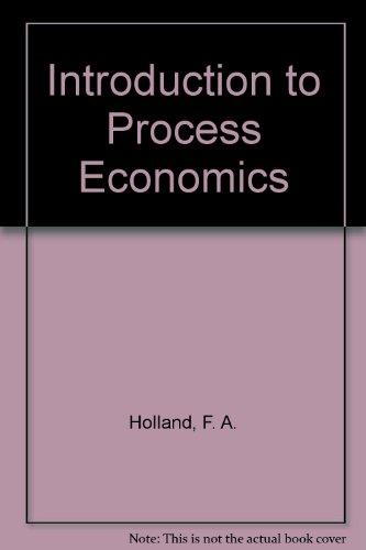 9780471901952: Introduction to Process Economics