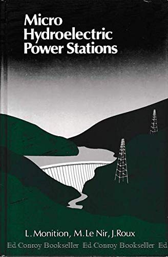9780471902553: Micro Hydro-Electric Power Stations