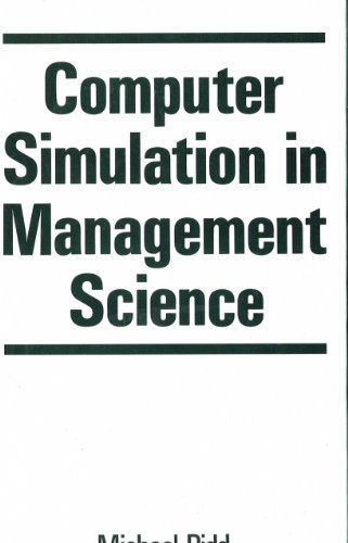 9780471902812: Computer Simulation in Management Science