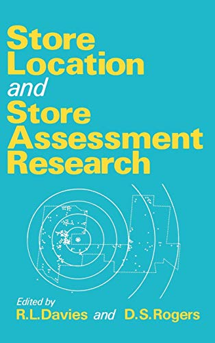 9780471903819: Store Location and Assessment Research