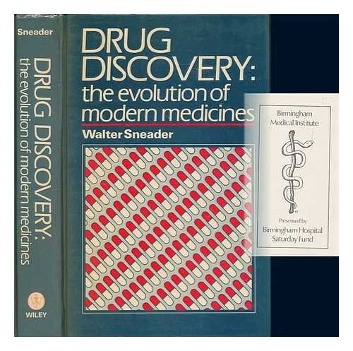 9780471904717: Drug Discovery: The Evolution of Modern Medicine (A Wiley medical publication)