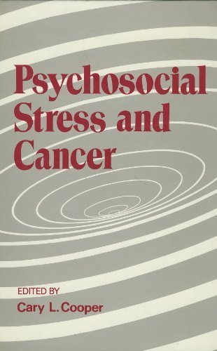 9780471904779: Psychosocial Stress and Cancer