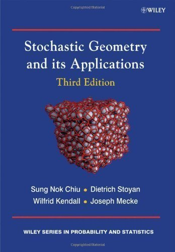 9780471905196: Stochastic Geometry and Its Applications (Wiley Series in Probability and Statistics) (English and German Edition)