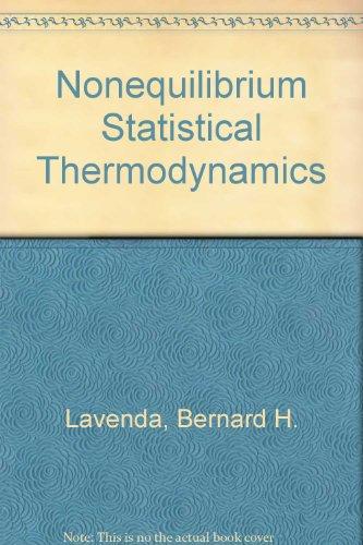 9780471906704: Nonequilibrium Statistical Thermodynamics