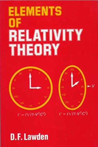 9780471908524: Elements of Relativity Theory