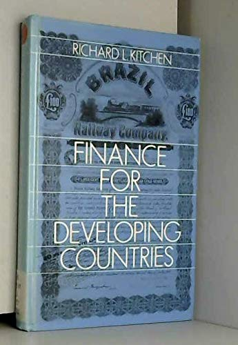 9780471909453: Finance for the Developing Countries (Wiley Series on Public Administration in Developing Countries)