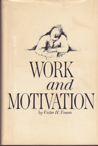 9780471912057: Work and Motivation