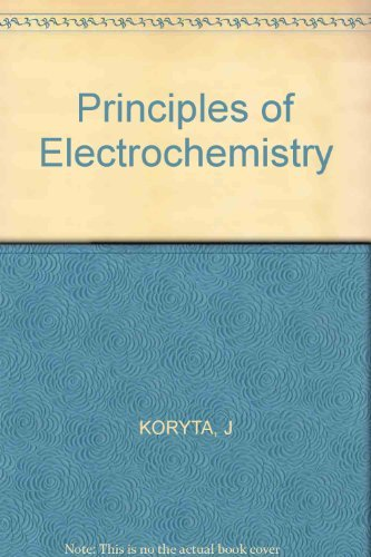 9780471912118: Principles of Electrochemistry