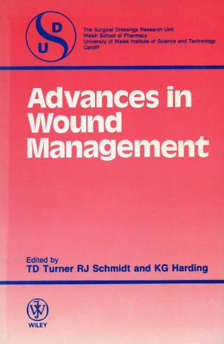 9780471913122: Advances in Wound Management